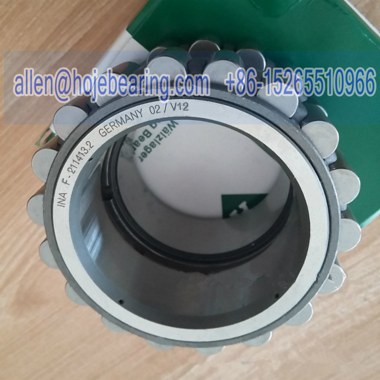 F-211413.2 BEARING GERMANY INA NO OUTER RING CYLINDRICAL ROLLER BEARING
