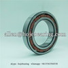 6010 TB.P63 Hard Fiber Cage FAG deep groove ball bearing for Textile Machinery